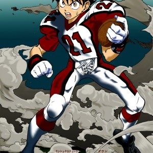 Eyeshield 21 Ch160 Cover by tochits