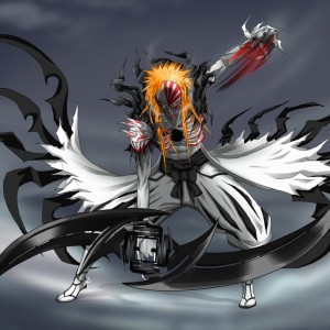Ichigo's Full Hollowfication