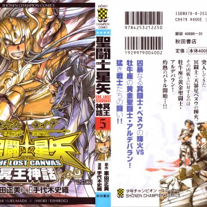 Saint Seiya: The Lost Canvas Vol 05