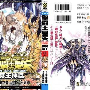 Saint Seiya: The Lost Canvas Vol 09