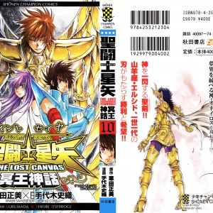 Saint Seiya: The Lost Canvas Vol 10