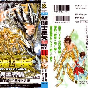 Saint Seiya: The Lost Canvas Vol 11