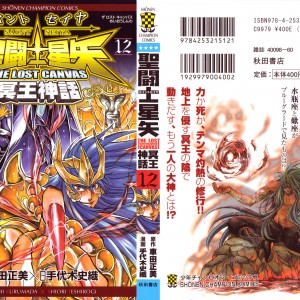 Saint Seiya: The Lost Canvas Vol 12