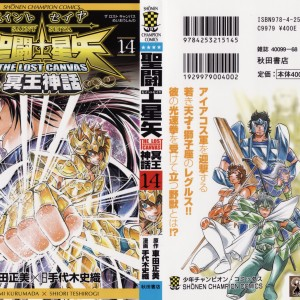 Saint Seiya: The Lost Canvas Vol 14