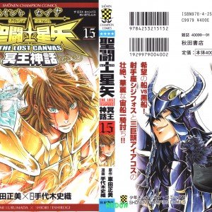 Saint Seiya: The Lost Canvas Vol 15