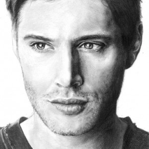 Jensen Ackles actor from Supernatural