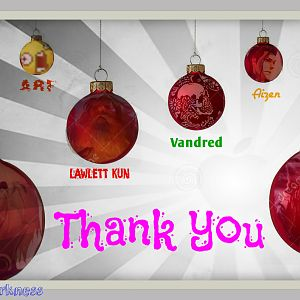 Several-red-christmas-baubles-17326580