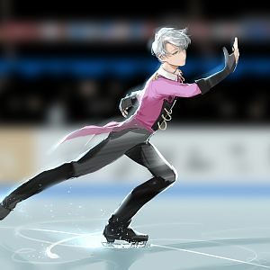 Viktor-nikiforov-yuri-on-ice-skating-anime-12096