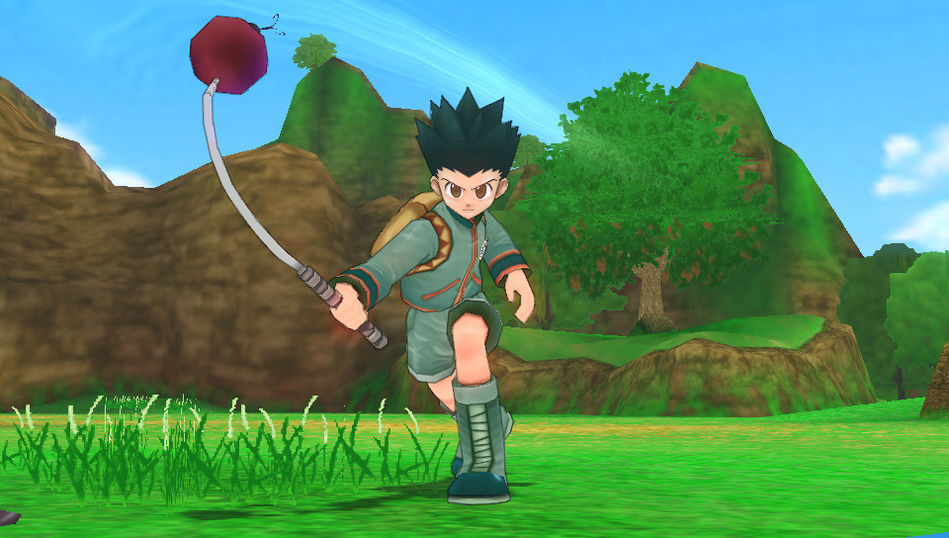 Hunter x Hunter PSP Screenshot.jpg