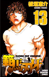 Baki Son of Ogre